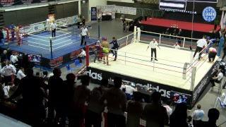 WAKO Kickboxing camera 2 Live Stream (RING 2 AND 3)