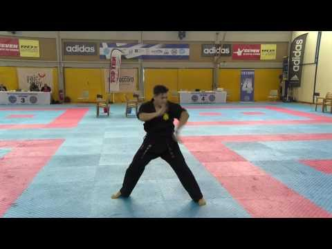 Marco Pultke WAKO European Championships 2016
