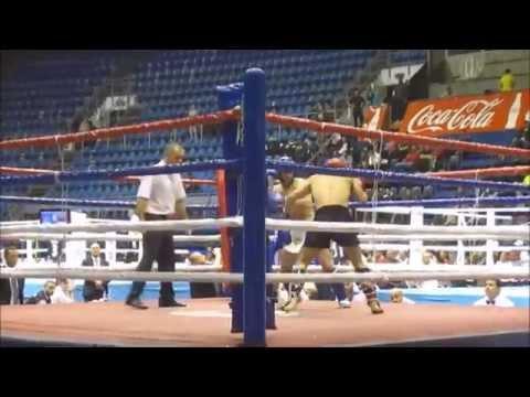 Kickboxing World Champ. 2015, Belgrade, Bernadou - Gasanbekov