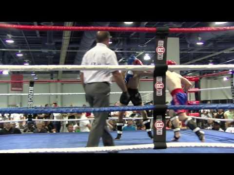 Neil Samsen V Travis Crane WAKO North American Open 2016