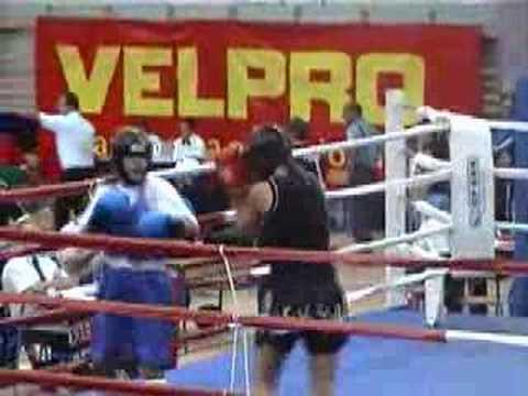 WAKO Junior World Championship Thai Kickboxing Semi Final