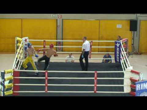 Georgios Skarpotheos V Vitalii Maksymiv WAKO European Championships 2016