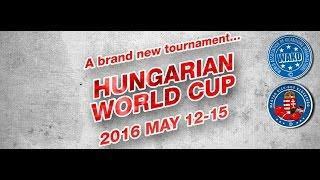 Hungarian Kickboxing World Cup 2016 Day 1