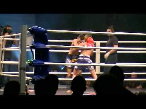 Pimpolari Vs Kacem - Titolo Muay Thai W.A.K.O