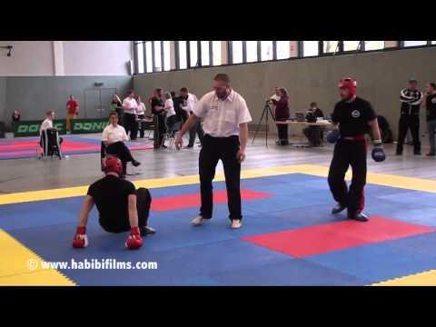 Bujar Bajar Fight 3 Combat Berlin Wako Kickboxing Berliner Meisterschaft 2013