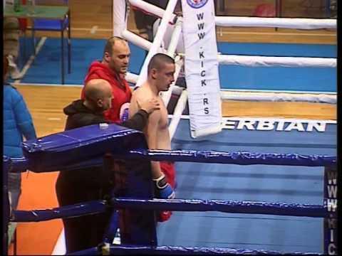 Stefan Andjelkovic Vs Srdjan Aleksic - Serbia Open 2014