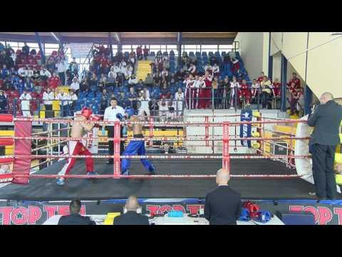 Ilnaz Sayfullin V Sahand Lahafdoozian WAKO European Championships 2016