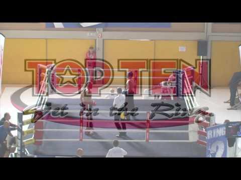 Tsvetozar Kuchukov V Nikita Selianskii WAKO European Championships 2016