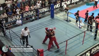 Bestfighter 2016 - Final - FC Women Sen -65kg, Puurunen Jenna (FIN) vs Trimmel Nicole (AUT)