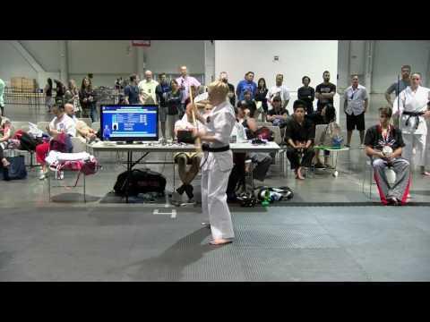 Becca Ross WAKO North American Open 2016